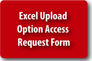 Excel Upload Option Access Request