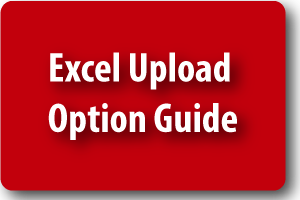 Excel Upload Option Guide