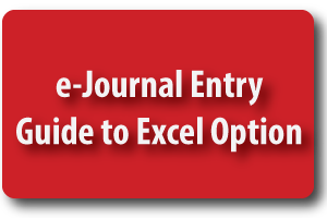 eJournal Entry Guide to Excel Option