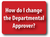 Change Department Approver