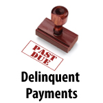 Delinquent Payments