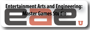 Entertainment Arts and Engineering: Master Games Studio: Tuition Per Semester