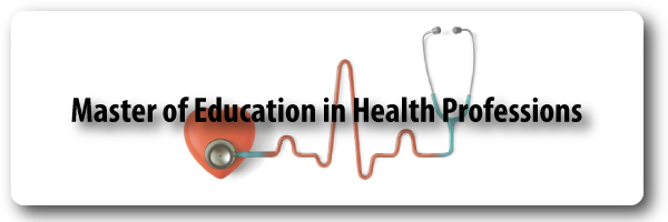 Master of Education in Health Professions: Tuition Per Semester