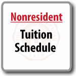 Nonresident – Tuition Schedule (printable pdf)