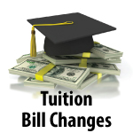 Tuition Bill Changes