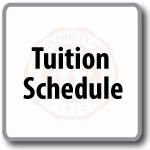Tuition Schedule (printable pdf)