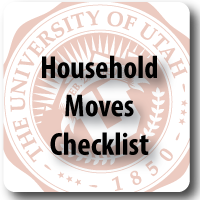 Household Moves Checklist