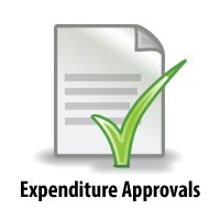 Expenditure Approvals