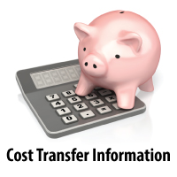 Cost Transfer Information and Instructions