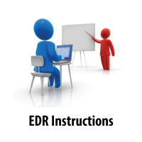 EDR Instructions
