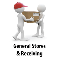 General Stores & Receiving