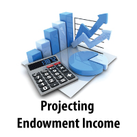 Instructions for Projecting Endowment Income