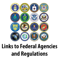 Links to Federal Agencies and Regulations