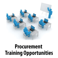 Procurement Training Opportunities
