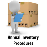 Procedures for Completing Annual Capital Equipment Inventory