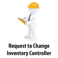Request to Change Inventory Controller