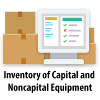 Inventory of Capital and Noncapital Equipment