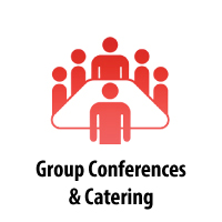 Group Conferences & Catering