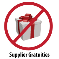 Supplier Gratuities