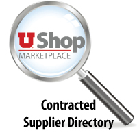 UShop Contracted Supplier Directory