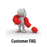 Customer FAQs