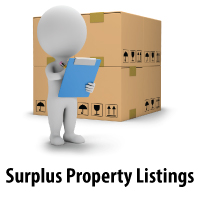 Surplus Property Listings
