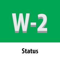 2016 W2 Status