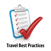 Travel Best Practices