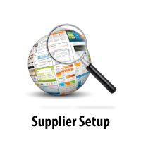 Supplier Setup