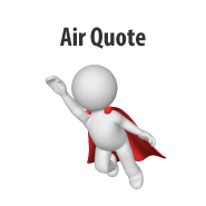 Air Quote