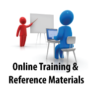 Online Training and Reference Materials