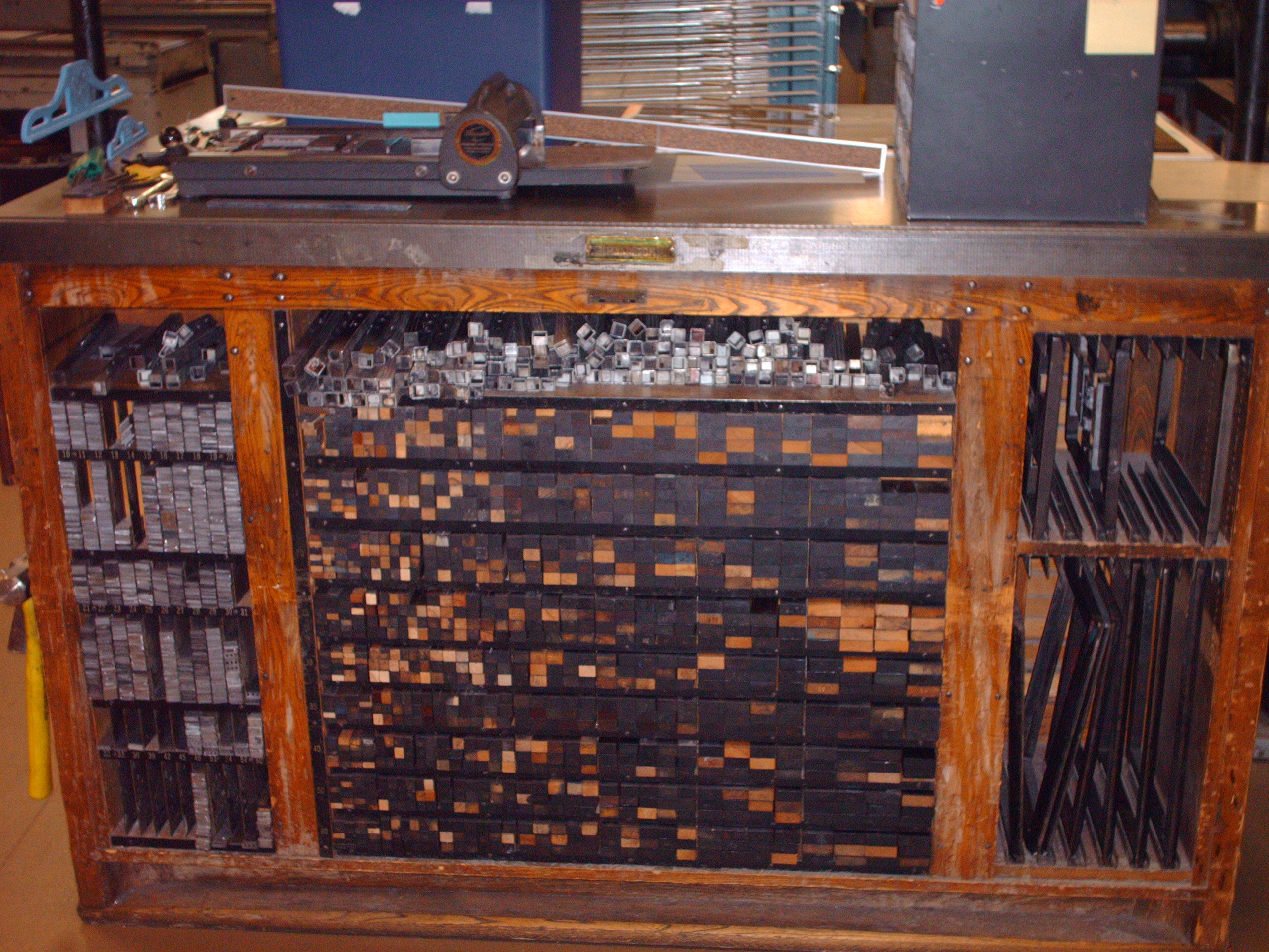 Marriott Library Visit