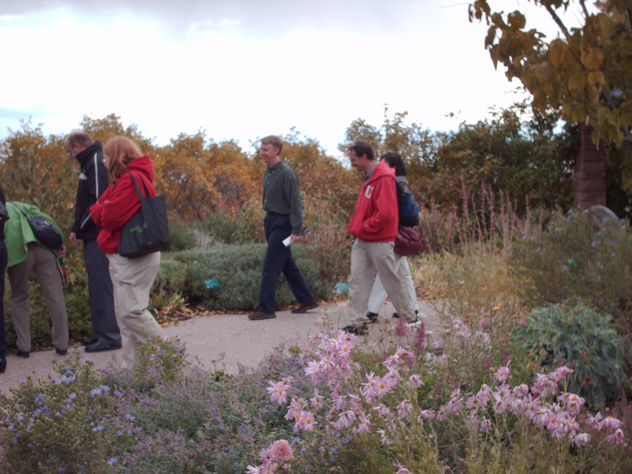 Red Butte Garden and Arboretum Visit